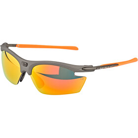 Rudy Project Rydon Slim Okulary rowerowe, graphite/polar3FX HDR multilaser orange